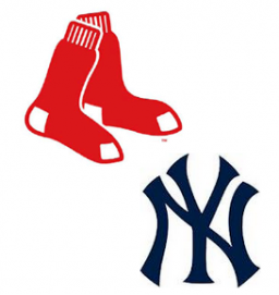 red-sox-and-yankees-logos