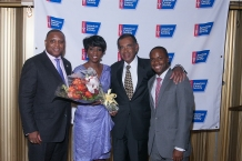 Winning American Cancer Society Award for Community Engagement