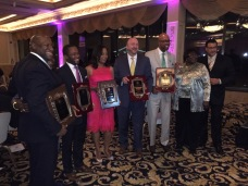 Awarded the Percy Allen, II Healthcare Award by the NY Chapter of the National Association of Health Services Executives (NAHSE).